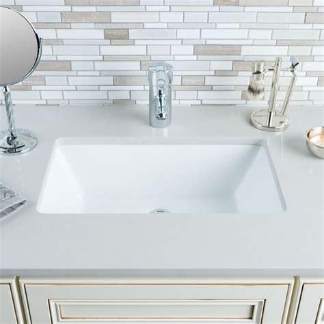 small rectangular drop in bathroom sinks sinks interesting rectangular bathroom sinks kohler