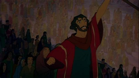 animated heroes moses