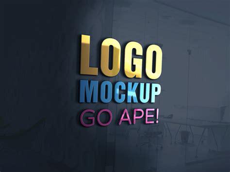 23,000+ vectors, stock photos & psd files. Light Logo Mockup Free - Free Download Mockup
