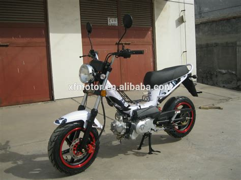 4-stroke Engine Type And Gas / Diesel Fuel 50cc Motorcycle