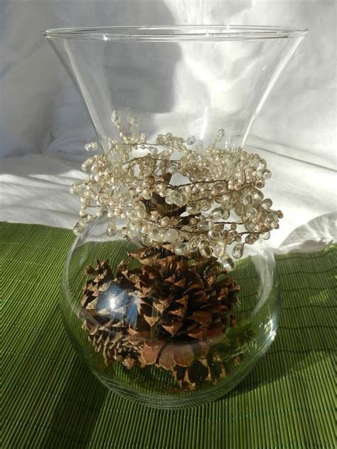 pine cone centerpieces christmas 10 easy holiday centerpieces natal pinecone centerpiece and wedding