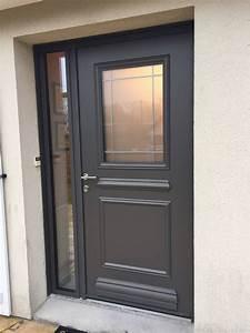 porte d entree en utilisant prix pose fenetre porte d With prix pose fenetre