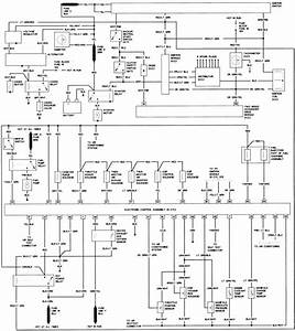 1988 Ford Mustang Lx Engine Wire Diagram