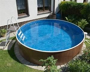 Pool Wassermenge Berechnen : schwimmbecken holzoptik 4 60 x 1 20 m pool rundpool poolfolie swimmingpool ebay ~ Themetempest.com Abrechnung