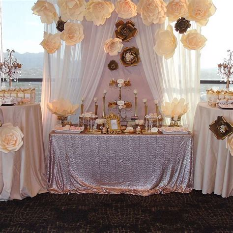 Quinceanera Decoration Ideas by Quincea 241 Era Ideas Dessert Table Sweet 16 And