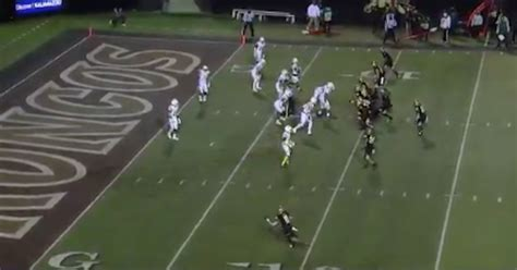 CFB team pulls off one of the craziest comebacks, perfect ...
