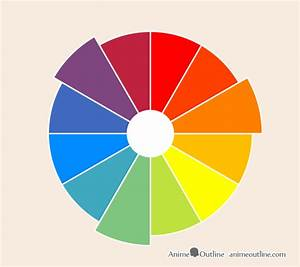 Guide To Picking Colors When Drawing Anime  U0026 Manga