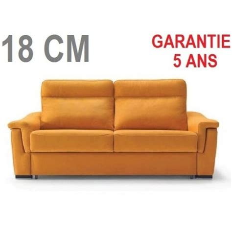 canapé convertible confort canape convertible cuir rapido discount great dimensions