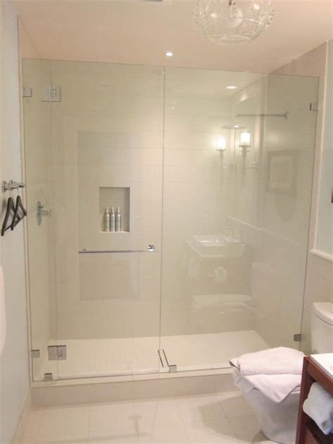 frameless shower doors  pros cons    amaza