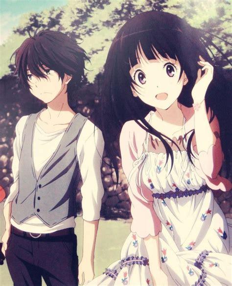 anime like hyouka with more romance 22 best images about oreki 215 chitanda on pinterest