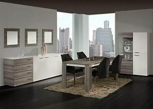 vaisselier contemporain salle a manger 3 manger moderne With salle a manger ronde moderne