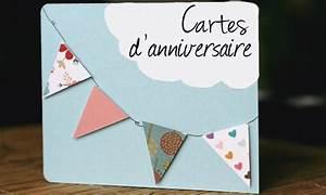 Fabriquer Carte Anniversaire : 25 carte anniversaire a faire soi meme joyeux anniversaire ~ Melissatoandfro.com Idées de Décoration