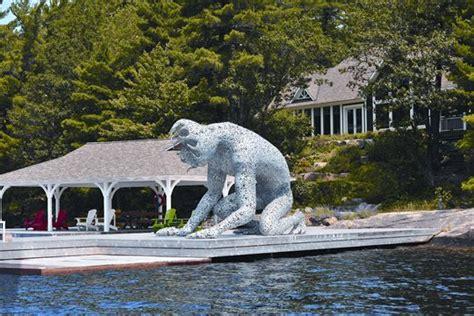 Beast of Baxter Island