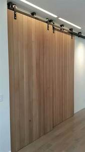 Sliding Barn Doors - Non-warping patented honeycomb panels