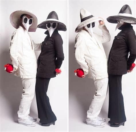 Black And White Costume Ideas