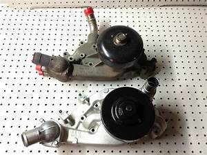 Lq9 Vs L99 Water Pump Pics - Ls1tech
