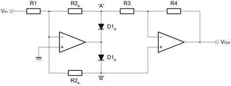op amps precision rectifiers