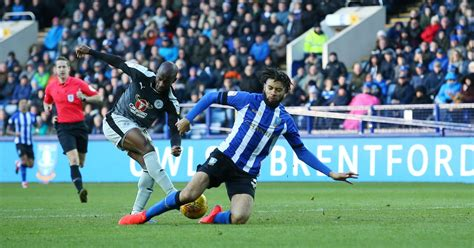 Sheffield Wednesday vs Reading The Championship 2018/2019