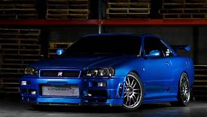 Nissan Skyline Gtr R34 Desktop Hd Wallpapers   Jdm ...