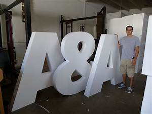 17 best images about foam signs on pinterest foam poster With 36 inch styrofoam letters