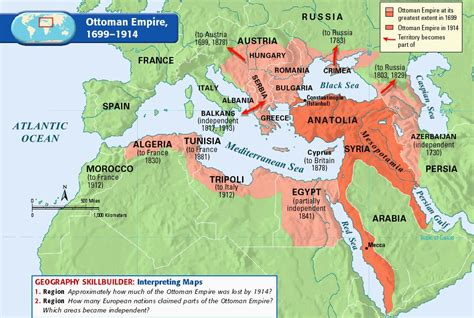 Ottoman Empire Middle East by Martin S Musings On The Middle East Could The Ottoman