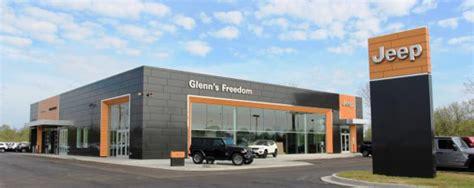 Jeep Dealership Lexington KY | Glenn's Freedom Chrysler ...