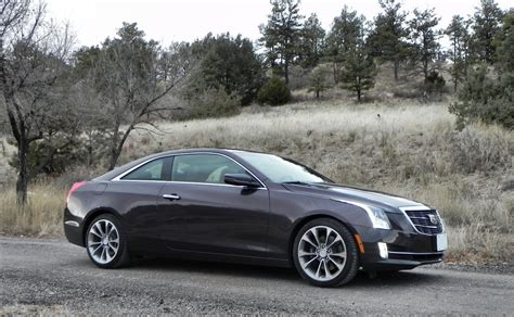 cadillac two door cadillac ats now offered as a two door luxury coupe