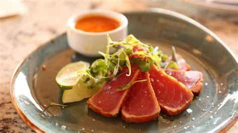 sashimi recipes raw fish affair spices plate