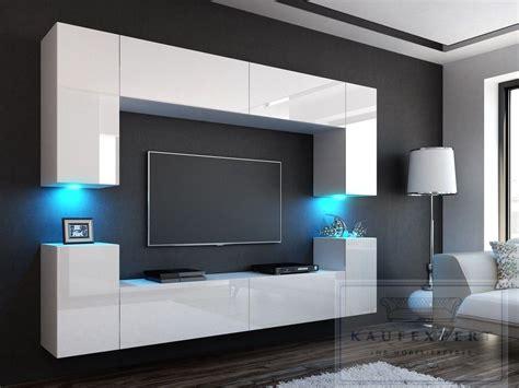 Wohnzimmer Wohnwand Weiß by Wohnzimmer Design Keywod Auf For Designer Wohnwand Modern