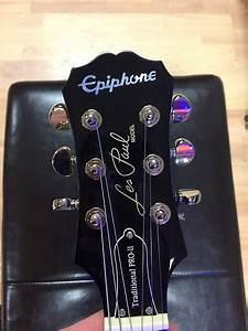 Epiphone Les Paul Traditional Pro Ii 2016 Ocean Blue