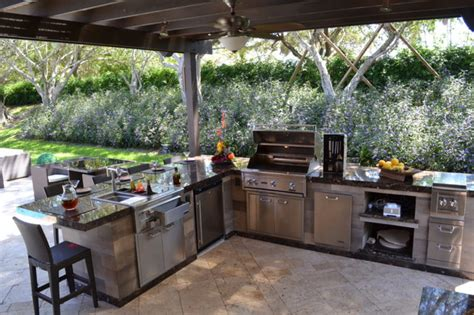 Jupiter Country Club  Outdoor Kitchen Inspiration Palm