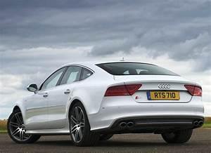 Audi S7 Sportback : audi s7 sportback white rear look car pictures images ~ Medecine-chirurgie-esthetiques.com Avis de Voitures