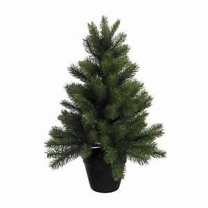 Tannenbaum Im Topf : premium tannenbaum mit schwarzem kunststoff topf otto ~ Frokenaadalensverden.com Haus und Dekorationen