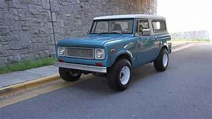 1971 International Harvester Scout 800 For Sale