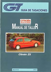 Manual Libro De Taller Citro U00ebn Zx