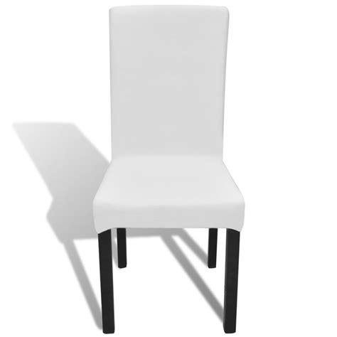 housses de chaises extensibles acheter 50 housses de chaise dos droit extensibles