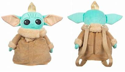 Yoda Backpack Plush Disney Wars Maglie Funko