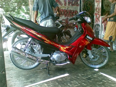 Foto Jupiter Z Road Race by Foto Jupiter Z Modifikasi Thecitycyclist