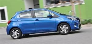 Essai Toyota Yaris : quelle citadine automatique choisir ~ Medecine-chirurgie-esthetiques.com Avis de Voitures