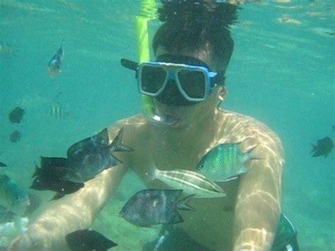 Honda Snorkeling by My Bro Snorkeling At Pandan Island Honda Bay Palawan