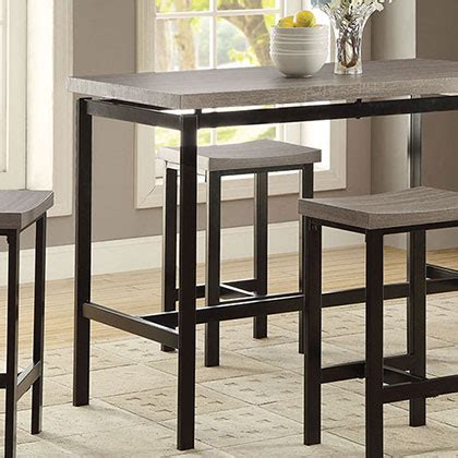 modern counter height table modern counter height dining table ispcenter us