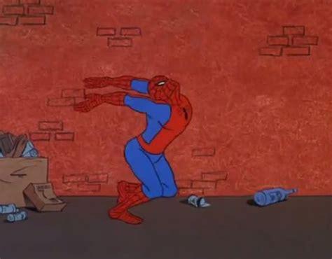 Make A Spiderman Meme - spiderman dancing blank template imgflip