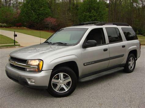 2004 Chevrolet Trailblazer Ext  Overview Cargurus