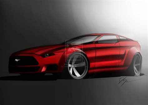 2018 Ford Mustang Concept