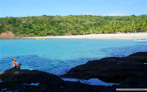 Sirang Lente Laki Beach The Five Fingers Bataan