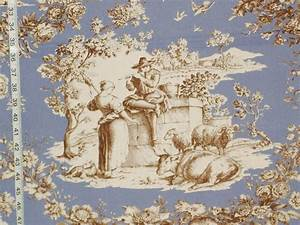 week of march 27 2012 brickhouse fabrics With toile de jouy decoration
