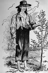 John Chapman Johnny Appleseed