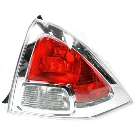 2007 Ford Fusion Aftermarket Tail Lights 2007 Ford