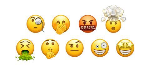 La Liste Définitive Des 69 Nouveaux Emojis 2017