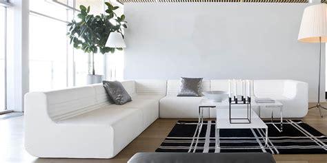 canapé softline softline loft 06 blanc canapés modulables sur easylounge